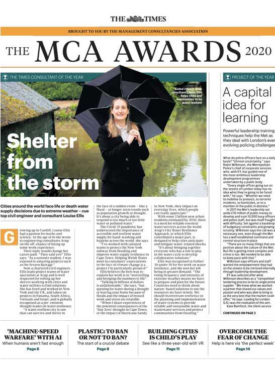 The Times MCA Awards 2020 Supplement